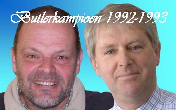 BK 1992-1993